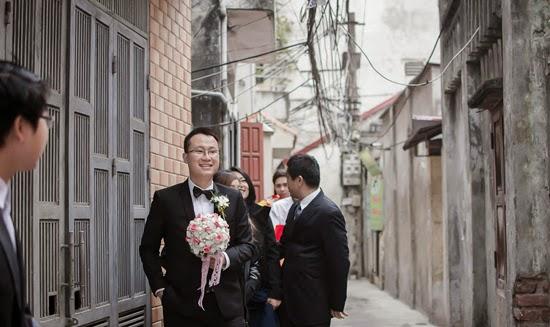 Trình tự, thủ tục trong lễ rước dâu
