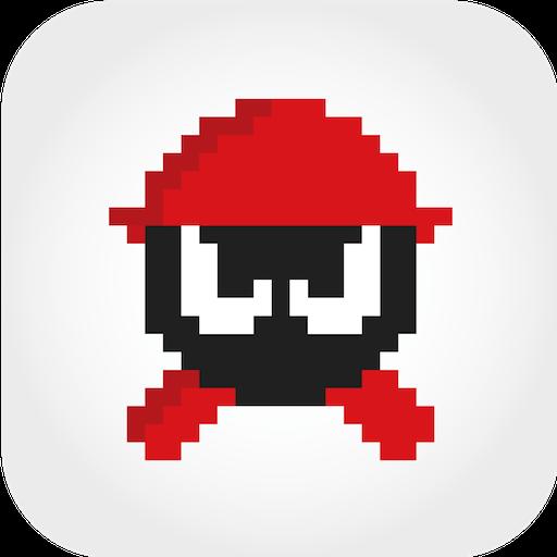 Pixel Robot Jump Saga by Universal Games