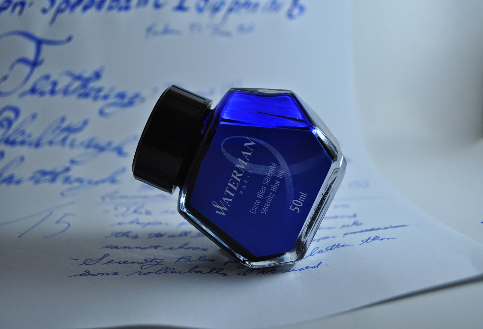 Waterman Serenity Blue Review