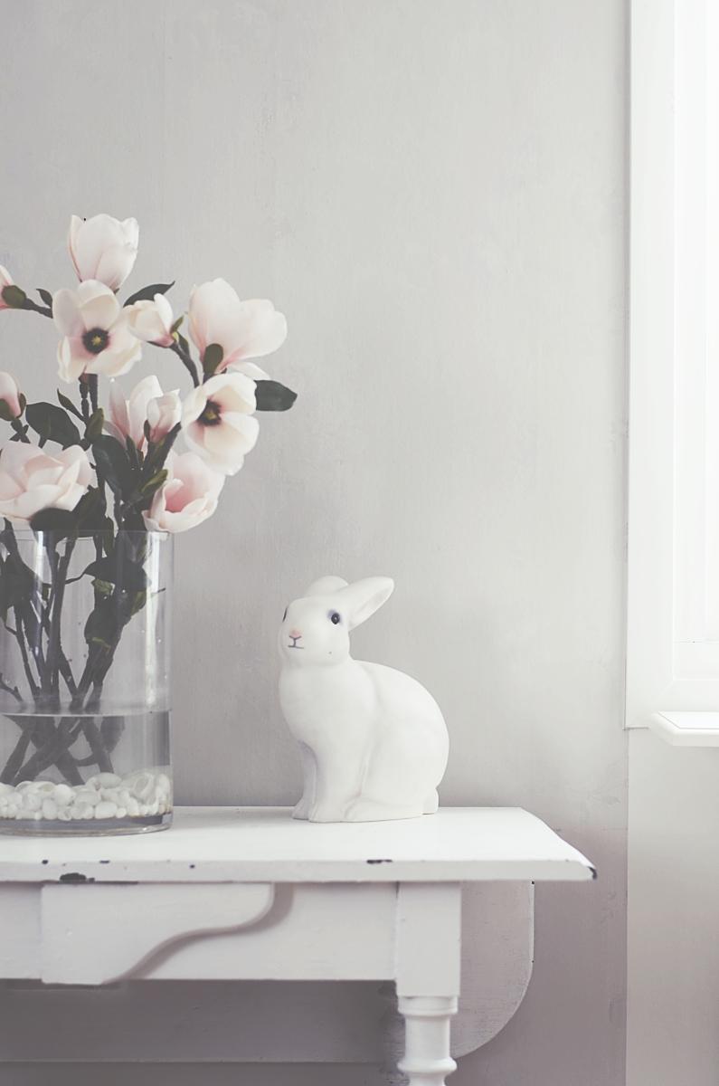 Barnrum, inredning, kanin, kaninlampa