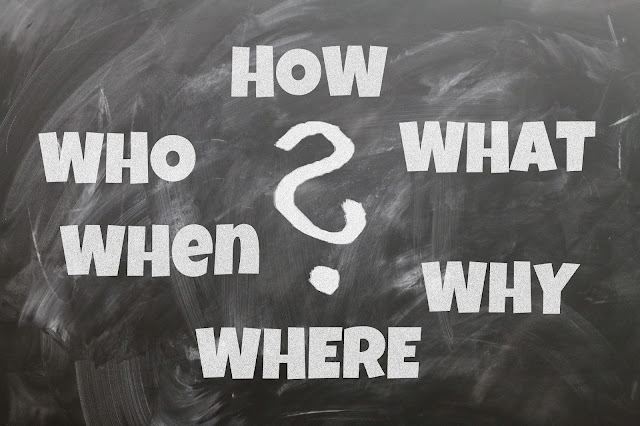 IELTS speaking developing ideas - who-what-when-why-where