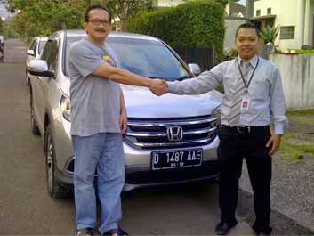 Marketing Honda Bandung
