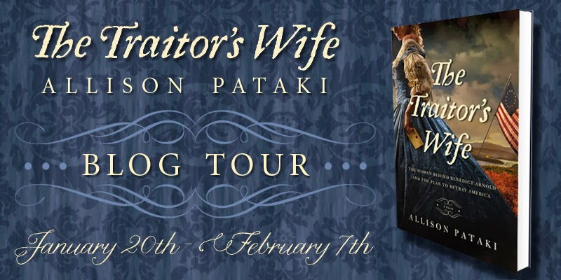 http://www.kismetbt.com/upcoming-tour/the-traitors-wife-by-allison-pataki