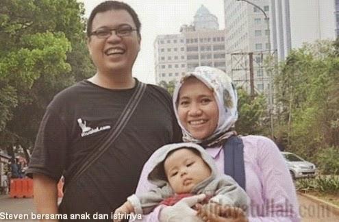 Kisah Muallaf : Pernah Murtadkan 126 Muslim Jakarta,Pastur Steven Kini Memeluk Islam