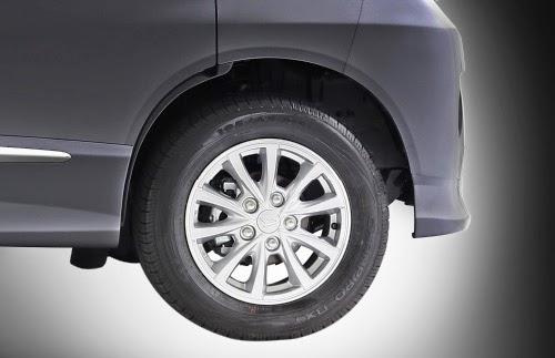 Daihatsu Luxio Velg