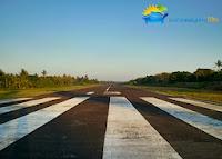 jalur pesawat bandara dewandaru karimunjawa