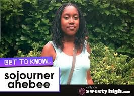 Check out  Sweety High's Interview With Poet Sojourner Ahebee