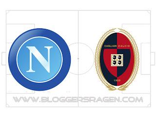 Prediksi Pertandingan Cagliari vs Napoli