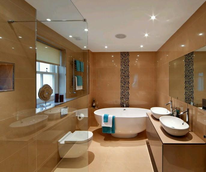 #4 Bathroom Design Ideas