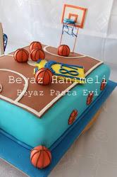 Basketbol pasta