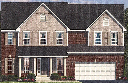 From the ground up selections for Brick and stone elevations