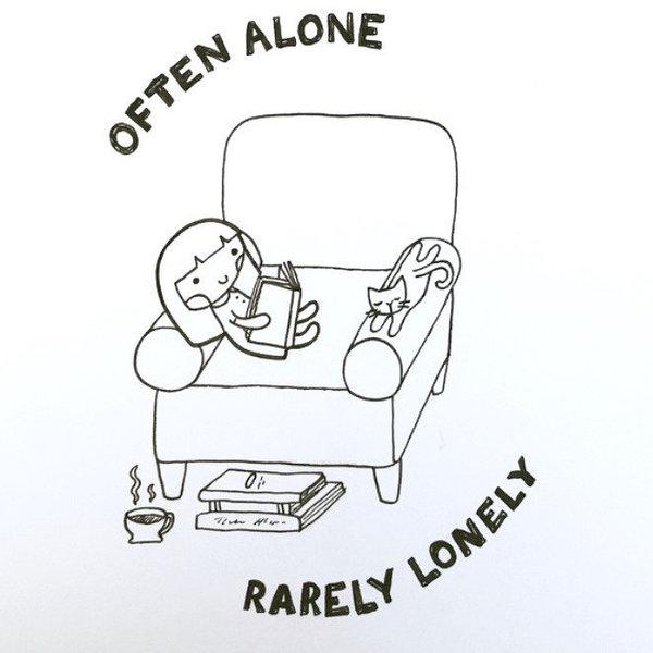 Frequentemente sozinha, raramente solitária