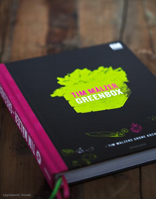 Bild Kochbuch Greenbox Mälzer