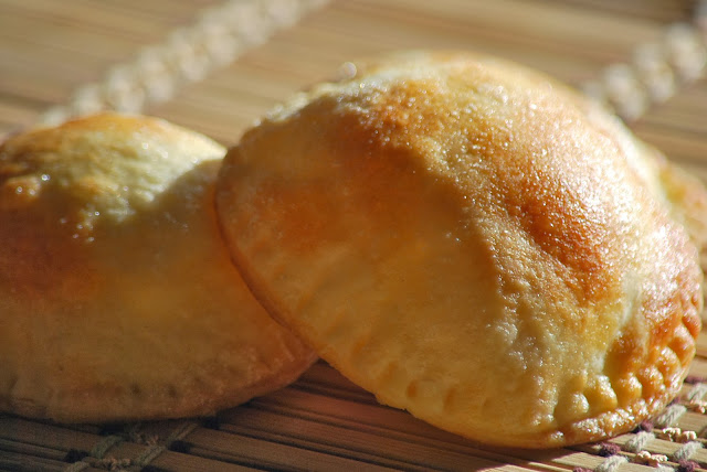 My story in recipes: Mini Apple Turnovers