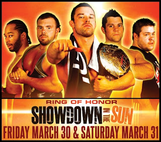 ROH Showdown in the Sun
