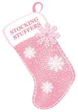 Annual Stocking Stuffer Shop at Make Mine Pink!