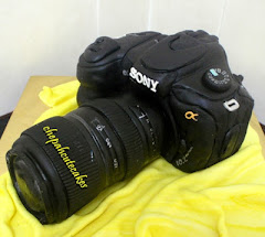 Kelas DIY Camera Cake
