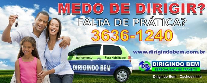Dirigindo Bem - Manaus-AM