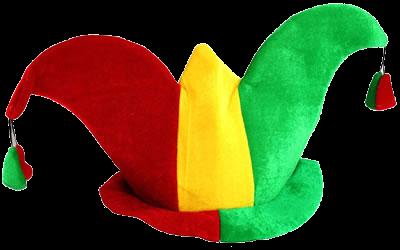 Chapéu  carnavalesco png