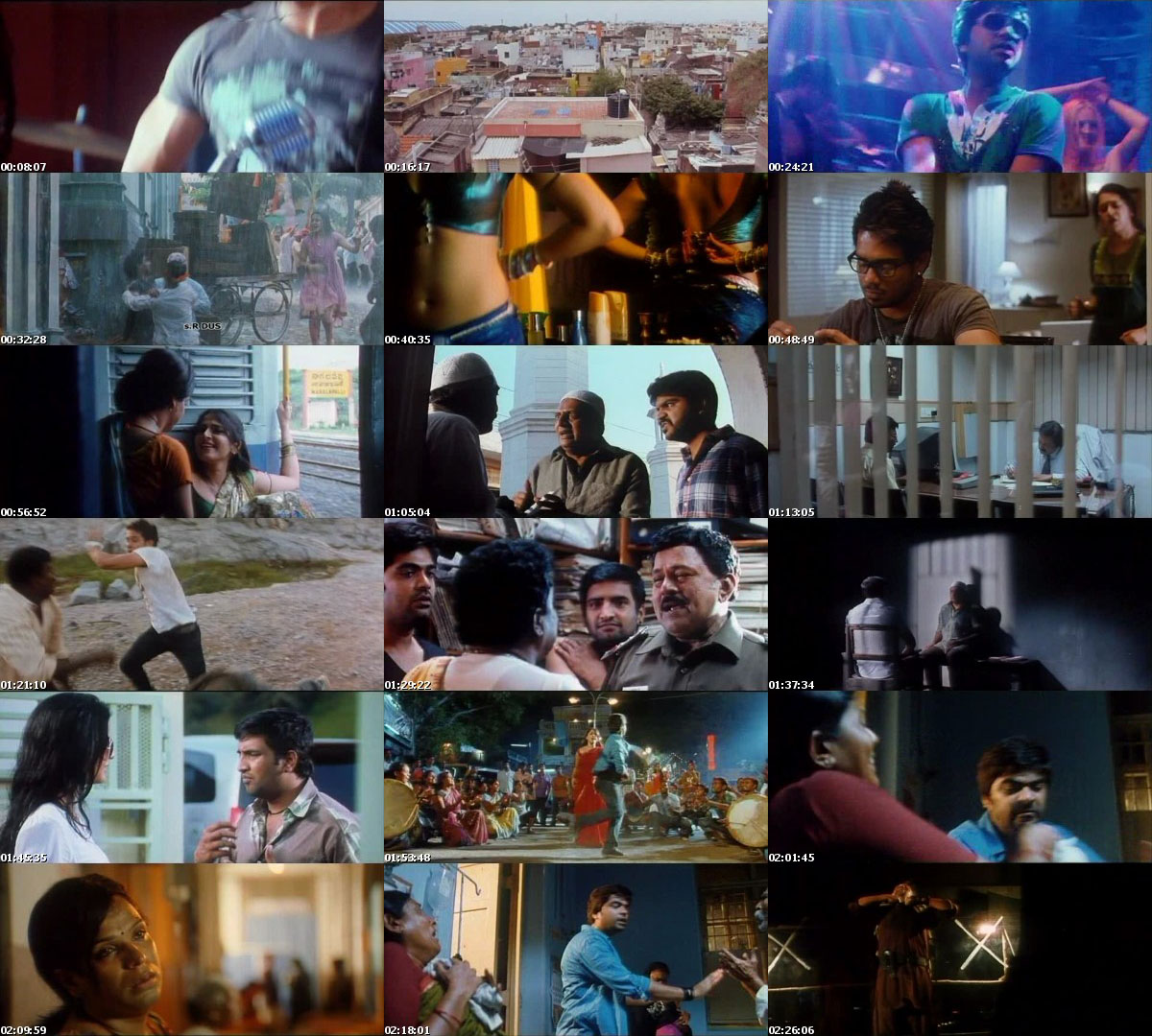 Vaanam Tamil Movie 2011