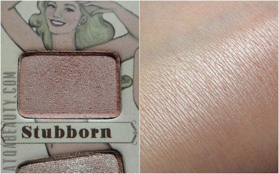 theBalm, Nude'tude, Stubborn