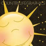 I am a Past Design Team Member for Country Life Graphics