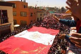 Día de la Reincorporación de Tacna al Perú 28 de agosto