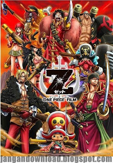 Download Film One Piece Movie Z (2012)