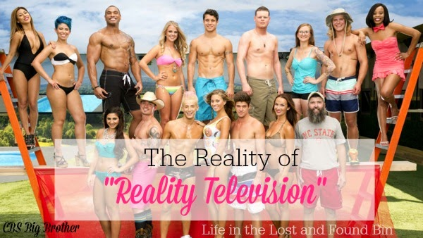 Reality TV: In What World Is This Reality?