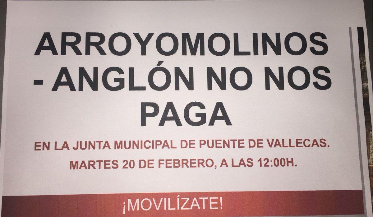 martes 20 febrero Concentración Remunicipalización YA