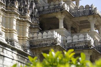 INDIA 2011: Jain Temple