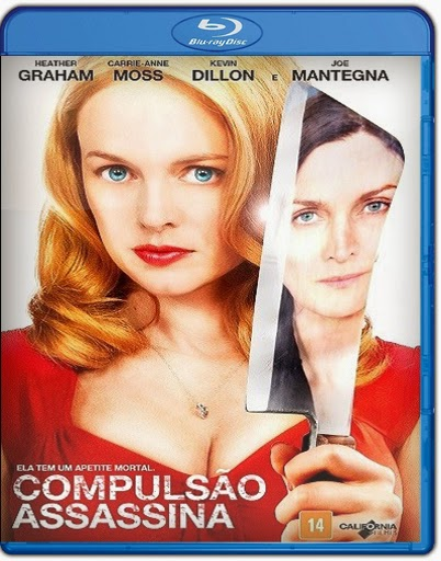 Compulsão Assassina – Torrent (2014) BluRay 720p Dublado