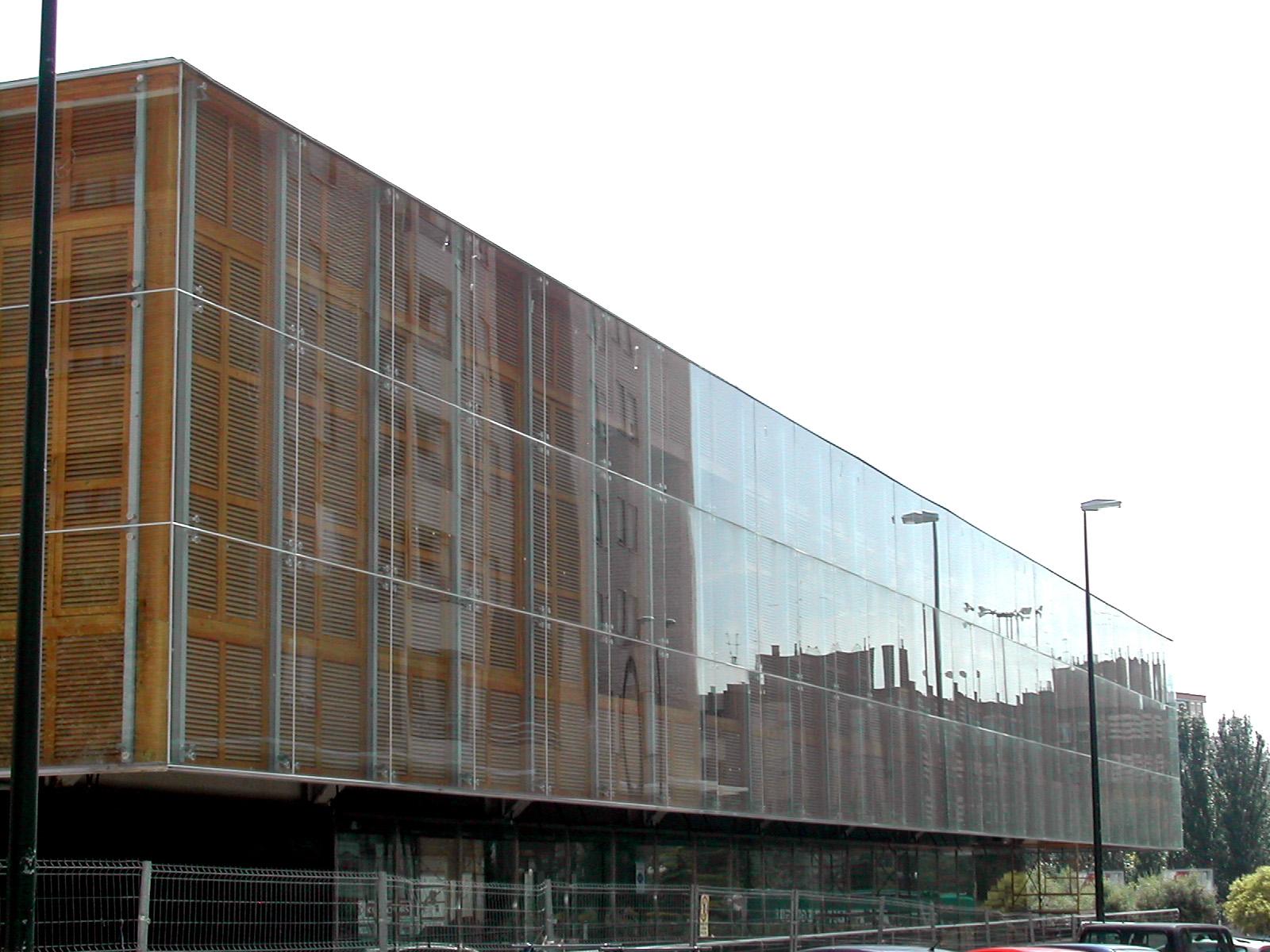 Obra 2004 edificio de oficinas zaragoza - Edificio de oficinas ...