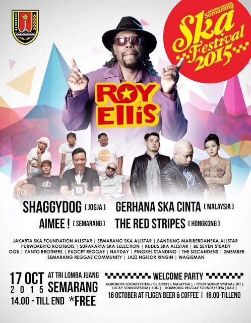 Semarang ska fest 2015