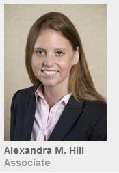 Alexandra Hill, an attorney