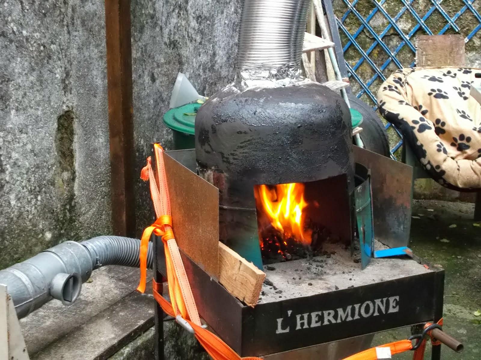 Des nouveaux travaux de forge