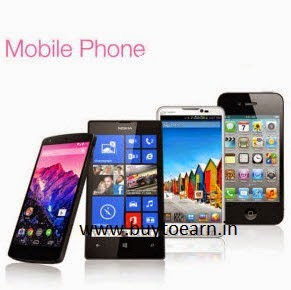 Ebay: Buy Mobiles Extra Rs. 2000 off on Rs. 10000