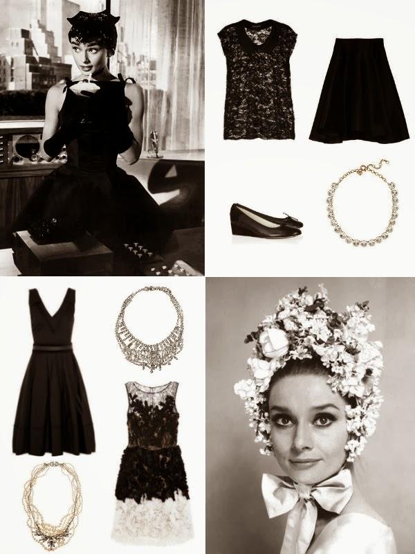 Audrey Hepburn My Style Icon