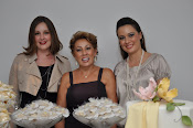 Isabela, Maria Inez e Ana Carolina
