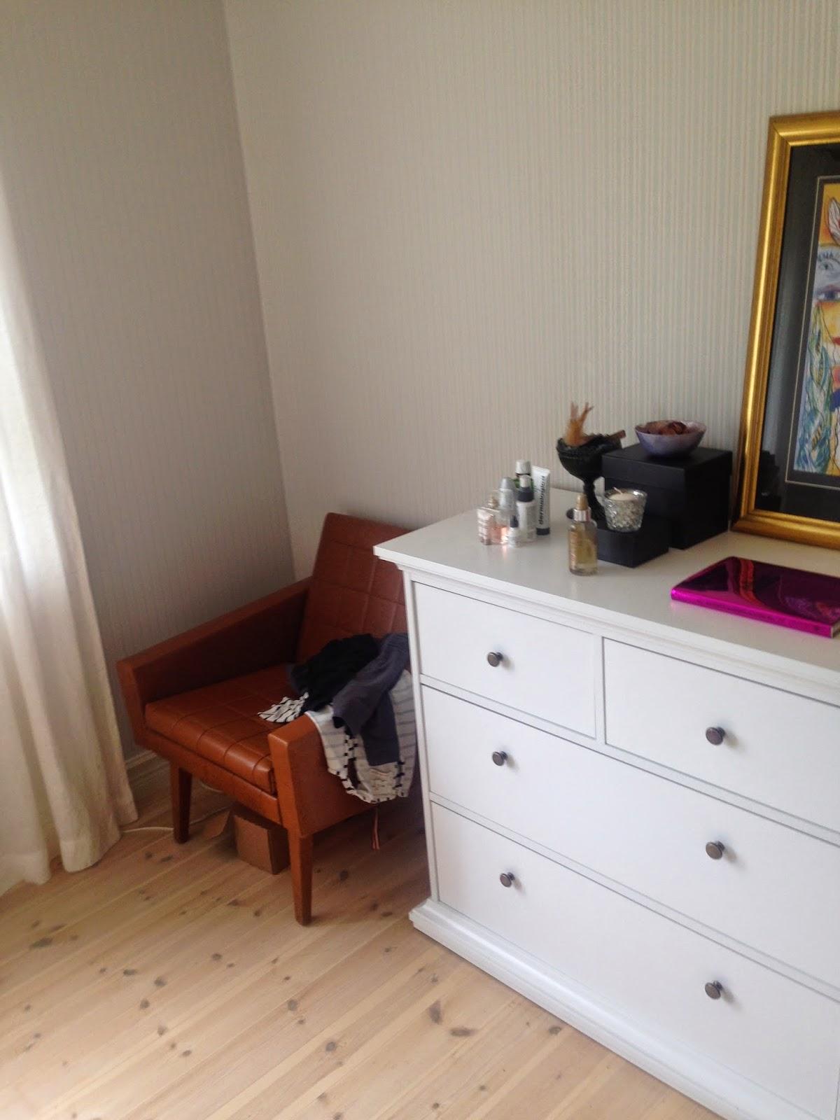 Hem till Äppelbacken: Nytt sovrum... igen!
