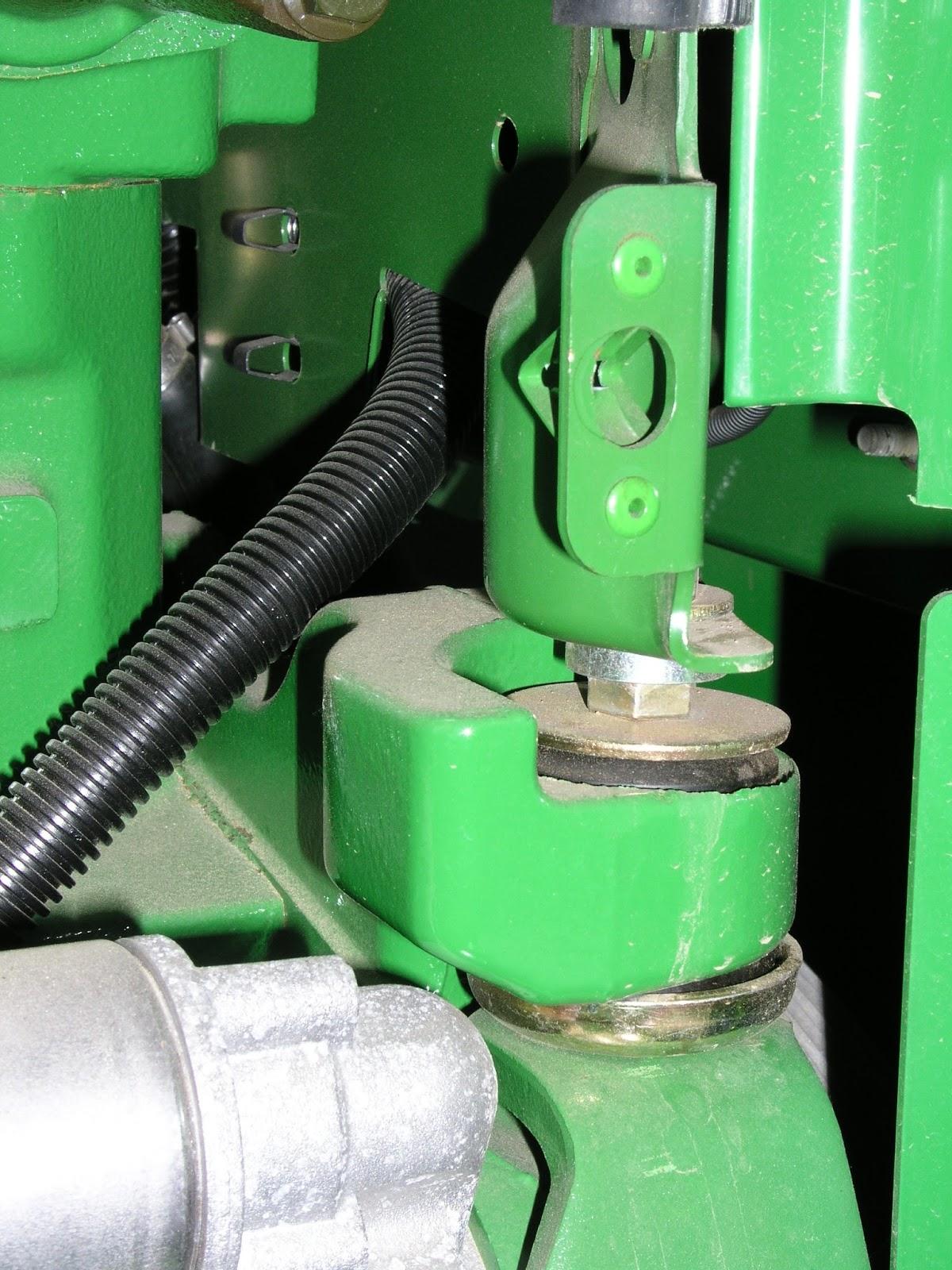 Más que máquinas agrícolas: EL DETALLE IMPORTA: SILENTBLOCK Y ...