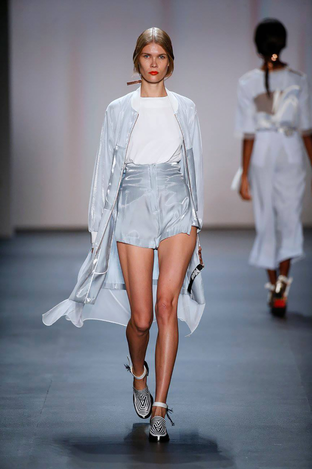 Crystal Phuong- New York Fashion Week Day 5- Concept Korea Spring Summer 2016