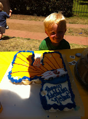 Nolan turns 4!