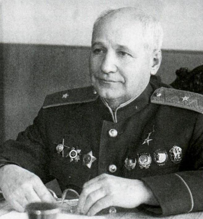 А Н Туполев