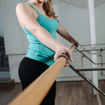 This Equinox Class Takes Barre In An Exciting New Direction