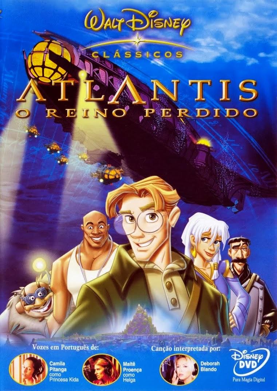 Atlantis: O Reino Perdido – Dublado (2001)