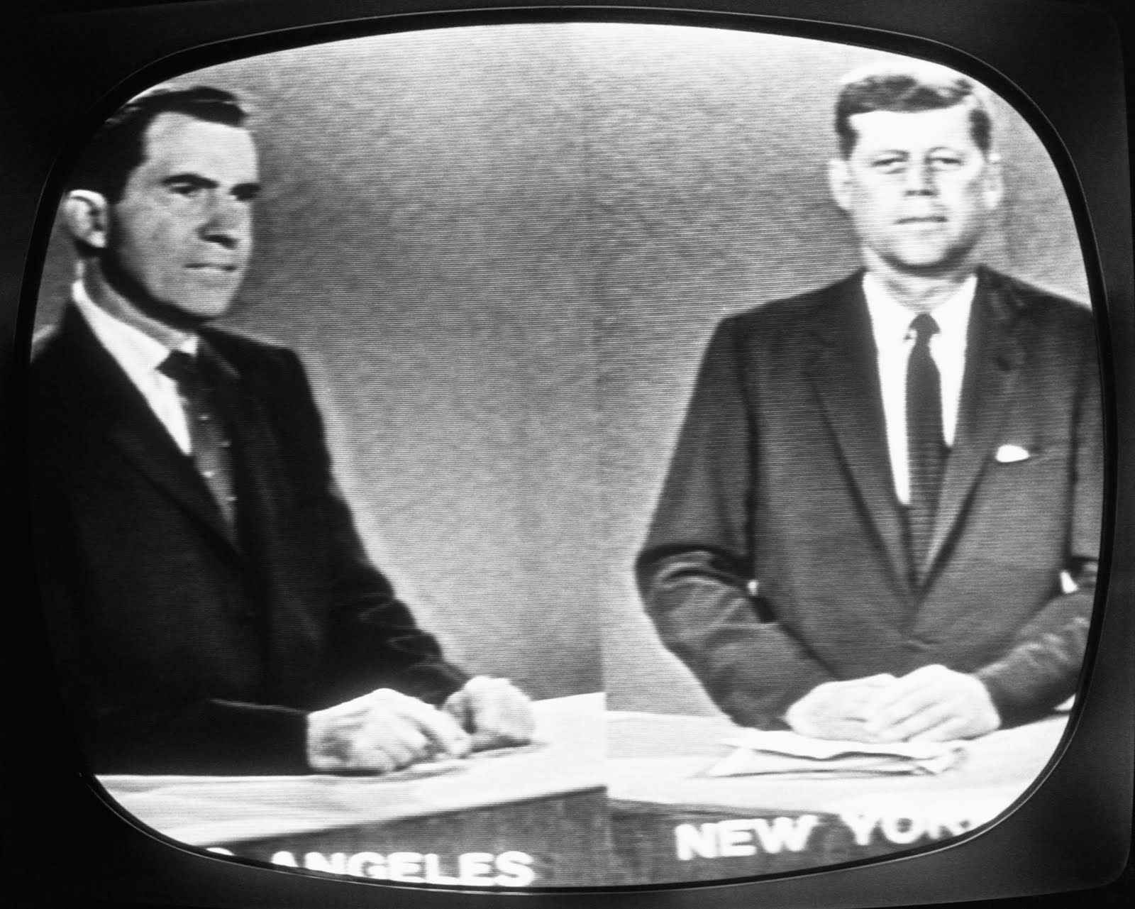 kennedy vs nxon Photos from the 1960 kennedy-nixon debates -- landmark political encounters that cemented tv's power to make or break a campaign.