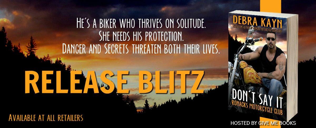Don't Say It Release Blitz