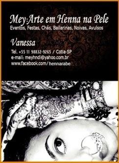 Henna Árabe by Vanessa