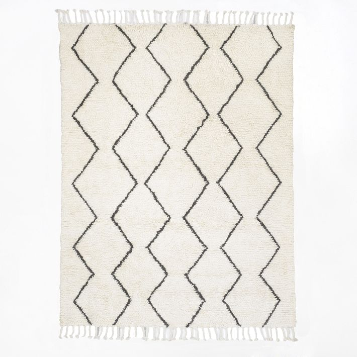 Copy Cat Chic: West Elm Souk Wool Rug